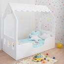 Cama casita infantil Montessori