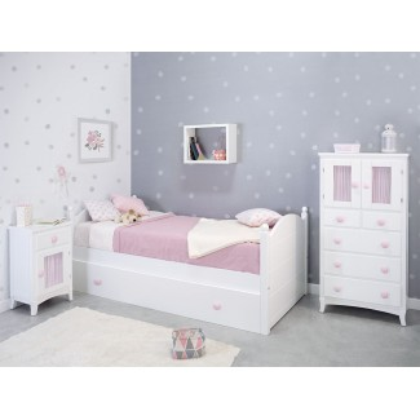 Dormitorio infantil Nido Esfera